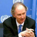 مبعوث الأمم المتحدة يدعو واشنطن وموسكو لدفع السلام في سوريا