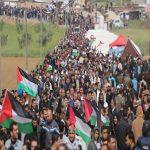 غزة.. الفلسطينيون يستعدون للمشاركة في جمعة «يسقط وعد بلفور»