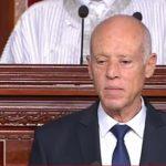 الرئيس التونسي يرسل طلبا للبرلمان لتحديد جلسة للمصادقة على الحكومة