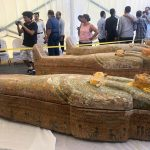 مصر تكتشف 30 تابوتا تعود لأكثر من 3 آلاف عام في الاقصر