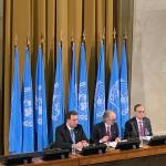 اللجنة الدستورية السورية تبدأ أعمالها برعاية الأمم المتحدة