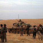 المرصد السوري: قوات روسية تعبر الفرات وتصل إلى مشارف عين العرب
