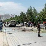 مقتل 3 على الأقل في انفجار استهدف حافلة في أفغانستان