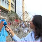 لبنان ينتفض لليوم الرابع.. والمتظاهرون يتدفقون إلى ساحة رياض الصلح