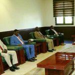 حمدوك يلتقي وفد حركة جيش تحرير السودان لبحث ملف السلام