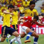إصابة سانشيز وميديل في تعادل تشيلي بدون أهداف مع كولومبيا