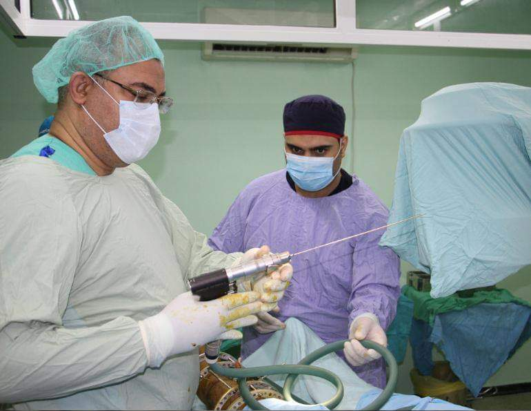 نتيجة بحث الصور عن وفد طبي مصري غزة