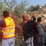 الخارجية الفلسطينية: طرد المزارعين من أراضيهم يهدف لتأسيس تجمع استيطاني جنوب نابلس