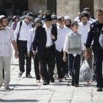 الخارجية الفلسطينية: التصعيد الإسرائيلي ضد الأقصى يهدف لتسريع التقسيم المكاني المرفوض