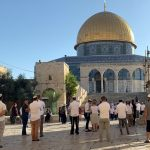 الخارجية الفلسطينية تدين التصعيد الإسرائيلي في اقتحام المسجد الأقصى