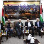 مجدلاني: اشتراط الحوار قبل مرسوم الانتخابات الفلسطينية غير مقبول