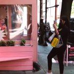 شاهد| المطعم الوردي في مدينة نيويورك