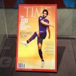 صلاح ينضم إلى متحف فيفا تقديرا لإنجازاته مع ليفربول