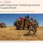 فاينانشال تايمز: الهجوم التركي شمال سوريا يعيد شبح داعش