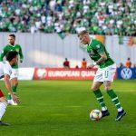 أيرلندا تتعادل مع جورجيا سلبيا في مباراة مملة بتصفيات بطولة أوروبا