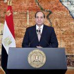 الرئيس المصري: ملتزمون بحماية حقوقنا فى مياه النيل