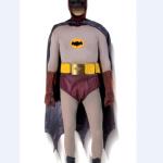 طرح الأزياء الأصلية لشخصيتي باتمان وروبين للبيع في مزاد
