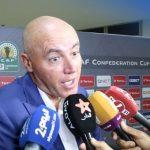 حسنية أغادير يقيل مدربه الأرجنتيني جاموندي