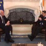 الرئيس القبرصي يؤكد دعم بلاده للحقوق الفلسطينية