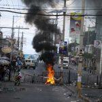 واشنطن تحذر رعاياها من السفر إلى هايتي