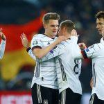 جينتر يقود ألمانيا لنهائيات بطولة أوروبا 2020