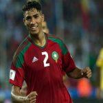أشرف حكيمي العربي الوحيد المرشح للفوز بجائزة أحسن لاعب أفريقي شاب