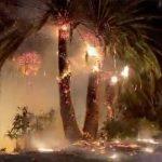 إخماد أخطر حريق غابات في كاليفورنيا