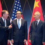 «محادثات بناءة» بين أمريكا والصين بشأن التجارة