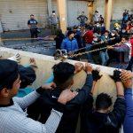 بغداد.. المتظاهرون يتهمون قوات الأمن باستخدام الذخيرة الحية ضدهم