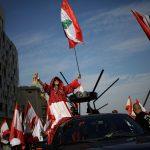 ساحة الشهداء تحيي ذكرى استقلال لبنان بعرض مدني
