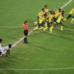 جنوب افريقيا تتأهل إلى طوكيو 2020 بالفوز على غانا بركلات الترجيح