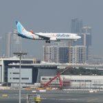 فلاي دبي تعلق رحلاتها إلى مدن إيرانية