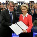 الاتحاد الأوروبي يؤيد رئاسة فون دير لاين للمفوضية من مطلع ديسمبر