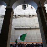 انطلاق مسيرة غاضبة في الجزائر ضد التدخل الأوروبي