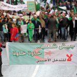 مظاهرات مؤيدة للحكومة في مدن جزائرية دعما للانتخابات