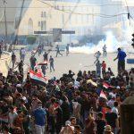 الحراك العراقي في مأزق بسبب الإضراب عن الطعام