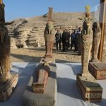 فيديو وصور |.. كشف أثري جديد في مصر