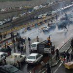 إيران تعتبر احتجاجات الوقود حربا عالمية ضدها