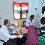 مصر تواصل حملة علاج مليون أفريقي