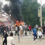 العراق.. حرق 4 آليات تابعة للقوات الأمنية في الناصرية