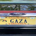 لوحات السيارات.. وسيلة جديدة لتذكير الأمريكيين بالقضية الفلسطينية