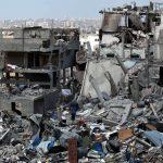 الأشغال الفلسطينية ترصد الخسائر جراء العدوان الإسرائيلي على غزة