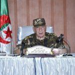 قايد صالح: الجزائر ستنتصر بفضل التلاحم القوي بين الشعب وجيشه