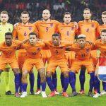 هولندا تتأهل لبطولة أوروبا 2020