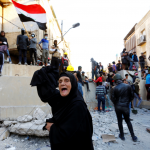 مراسل الغد يرصد تفاصيل سقوط 4 قتلى في تظاهرات العراق
