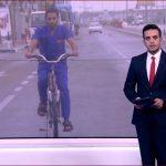 أهالي غزة يتحدون الفقر بـ «المشي وركوب الدراجات»