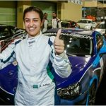 للمرة الأولى.. سعودية تشارك في سباق سيارات بالمملكة