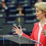 المرشحة لرئاسة المفوضية الأوروبية تتعهد بمكافحة تهديدات المناخ