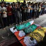 14 شهيدا فلسطينيا في غزة اليوم .. والفصائل ترد بقصف البلدات الإسرائيلية