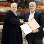 لجنة الانتخابات الفلسطينية تسلم الرئيس عباس رد حركة حماس حول الانتخابات العامة